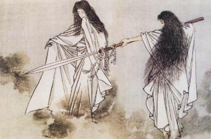 Религия и мифология Японии и их влияние на геймдев и аниме. - Изображение 2
