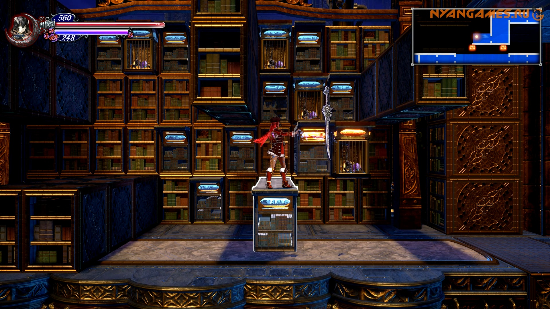 Обзор игры Bloodstained: Ritual of the Night. - Изображение 13