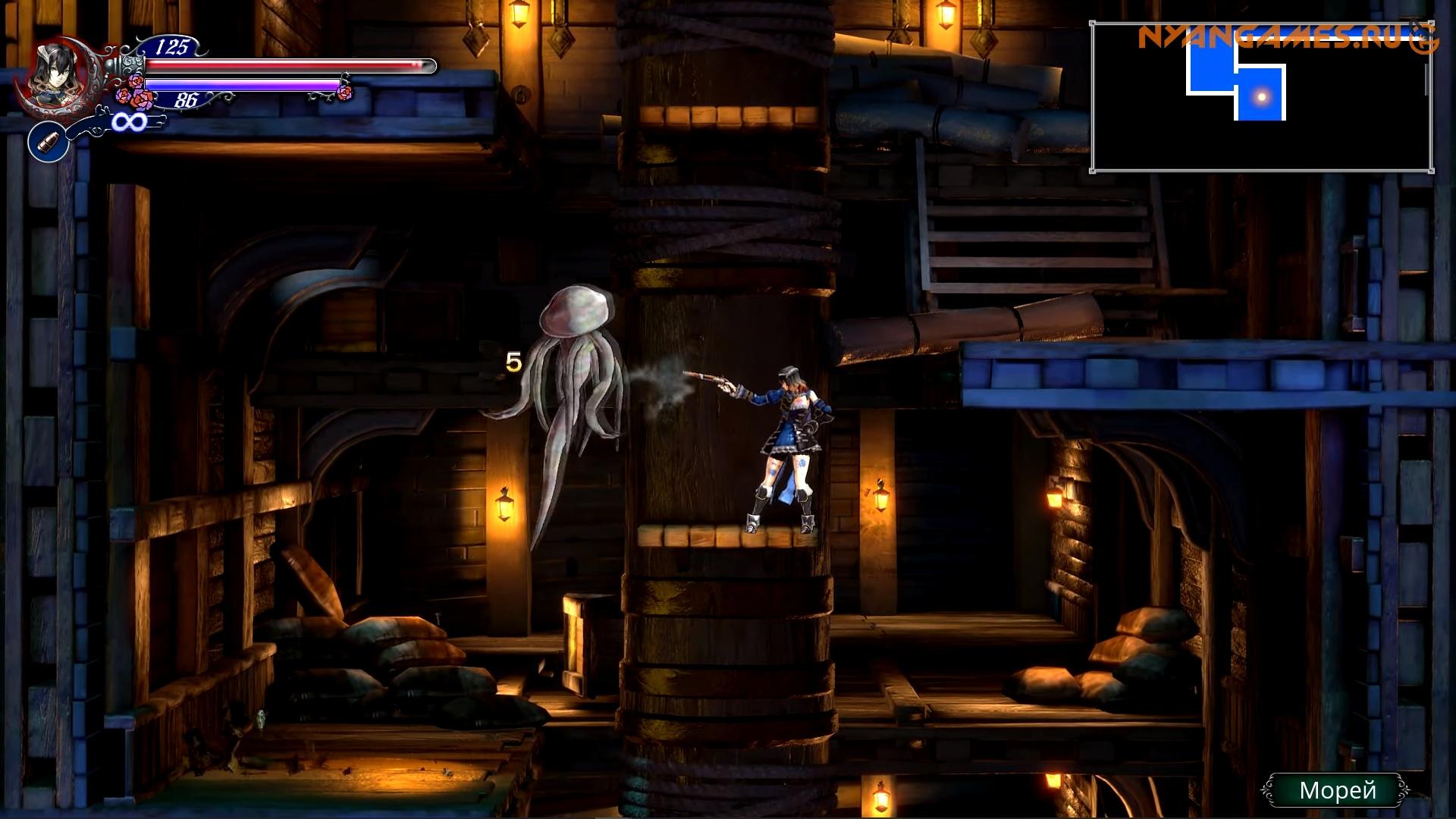 Обзор игры Bloodstained: Ritual of the Night. - Изображение 4
