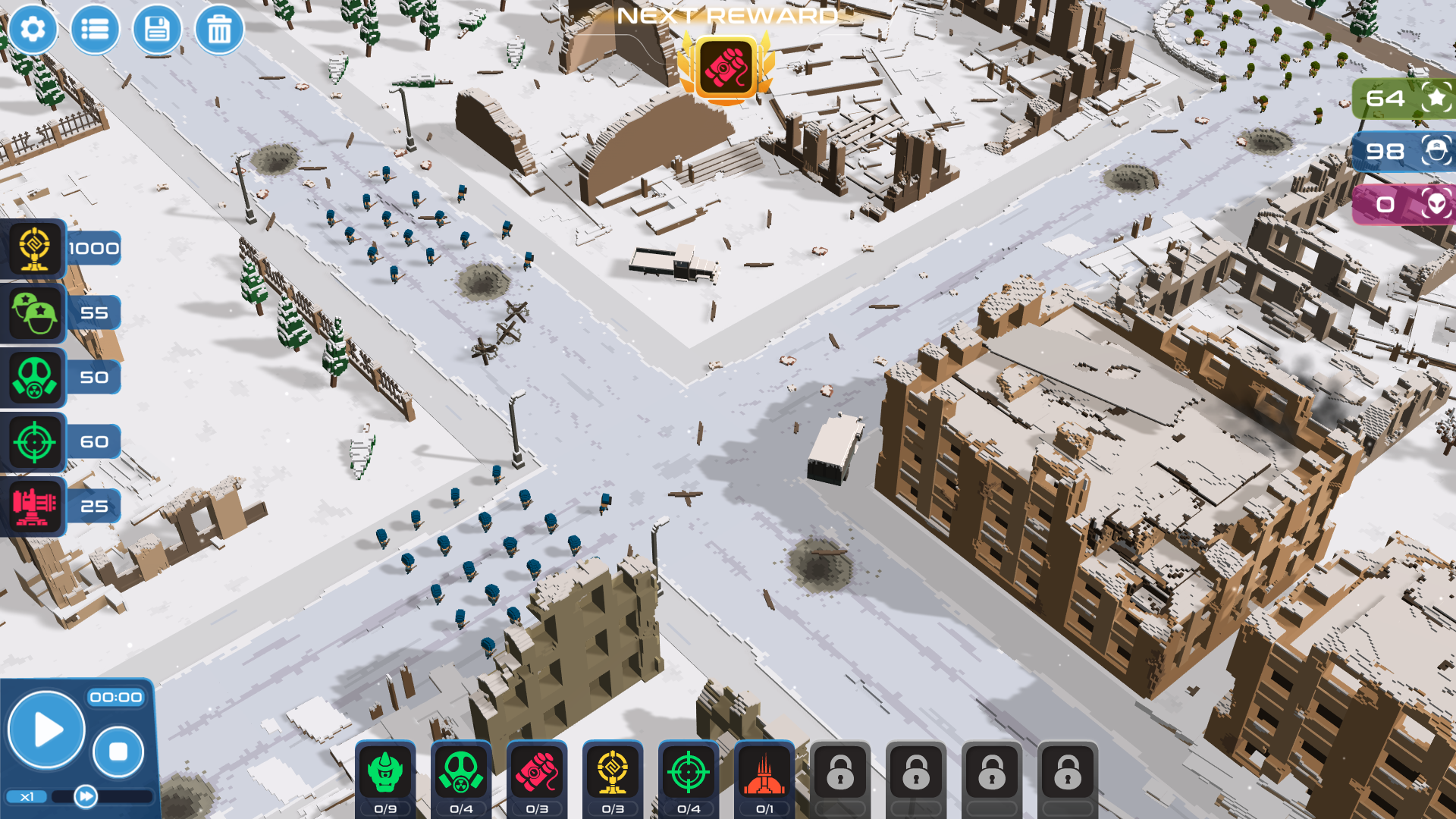 Make War: первый voxel проект в Unity. - Изображение 2