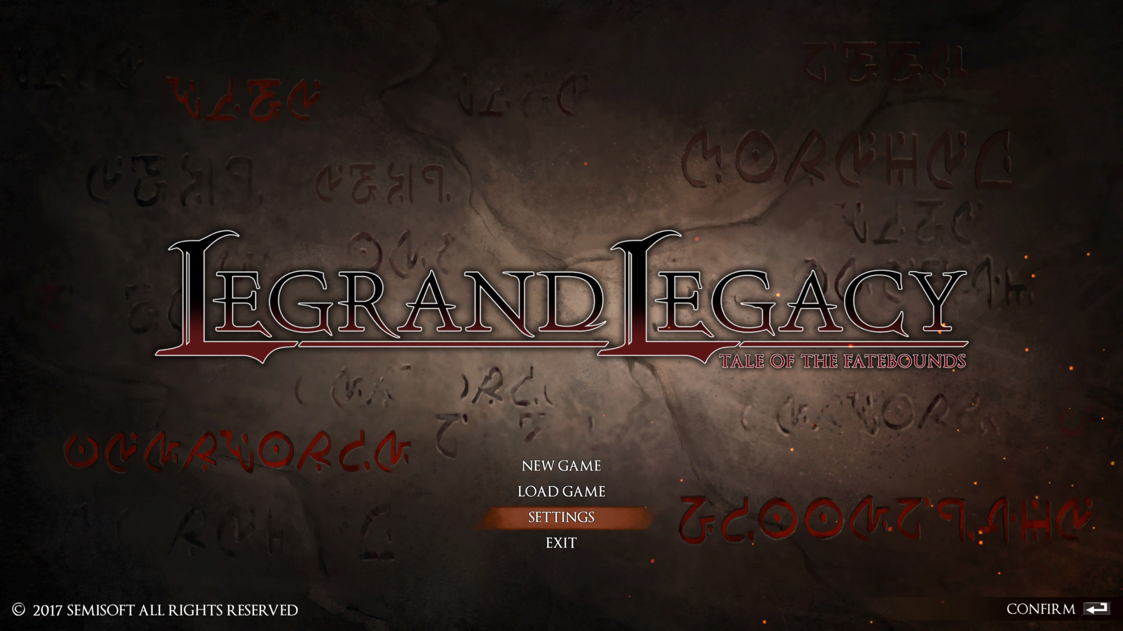 Обзор не найденной игры (ч.132) Legrand Legacy: Tale of the Fatebounds. - Изображение 1