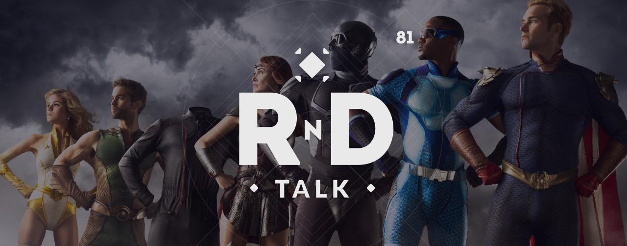 Подкаст RND Talk #81 — Химеризм, Пацаны (The Boys, «Король лев» и Pixel 4). - Изображение 1