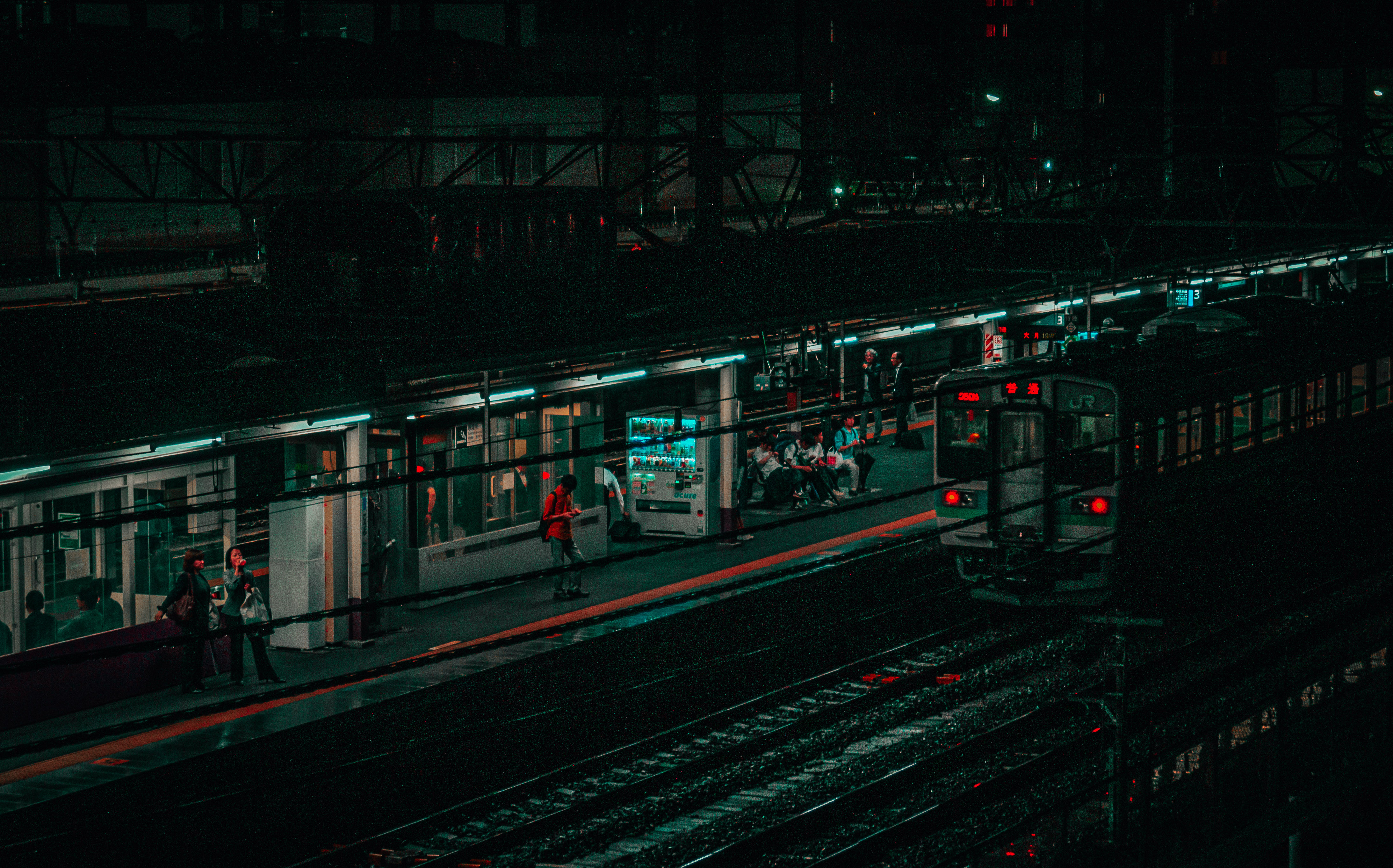 Ночные огни. - Изображение 6