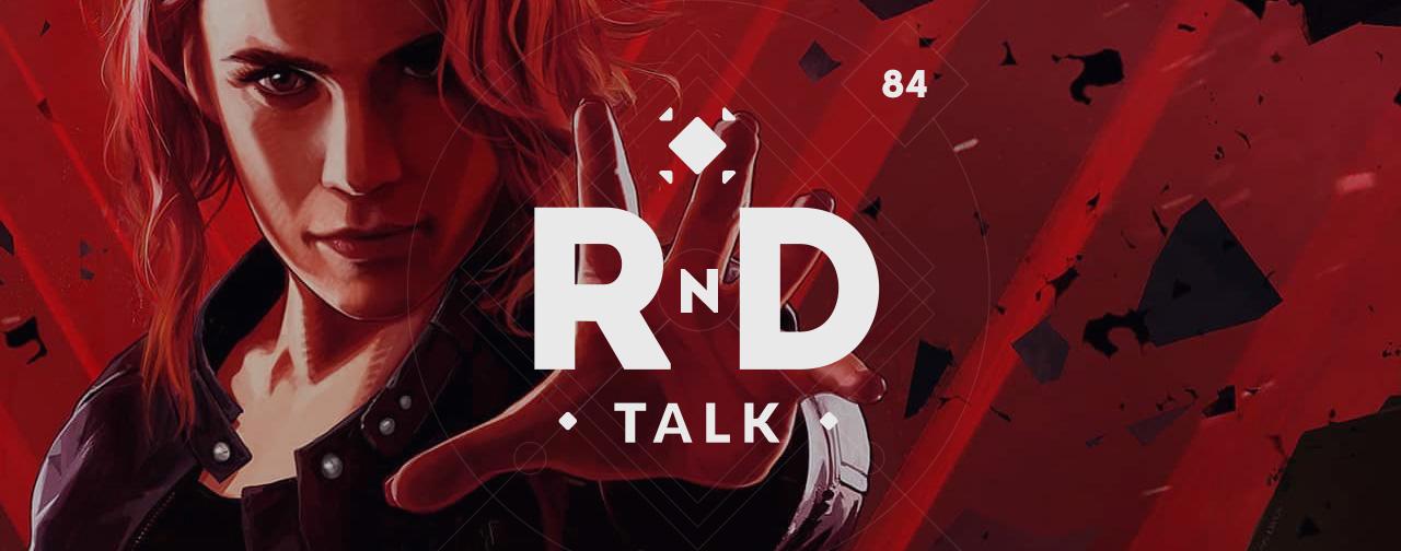 Подкаст RND Talk #84 — (Не) теряй/пропускай контроль/Control. - Изображение 1