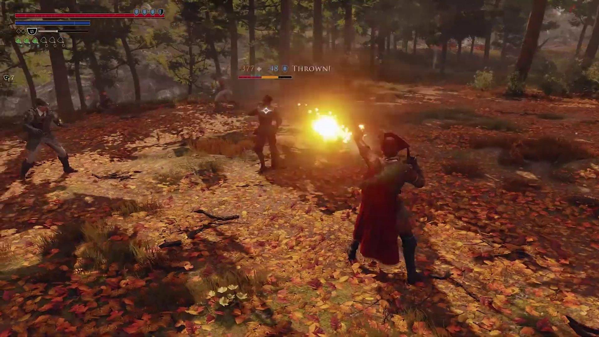 Лучшая Action/RPG 2019 года с закосом под Dragon Age. - Изображение 4