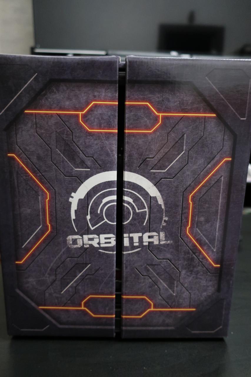 Daemon x Machina. Orbital Limited Edition. [Unboxing]. - Изображение 3