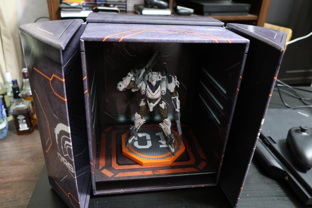 Daemon x Machina. Orbital Limited Edition. [Unboxing]. - Изображение 11
