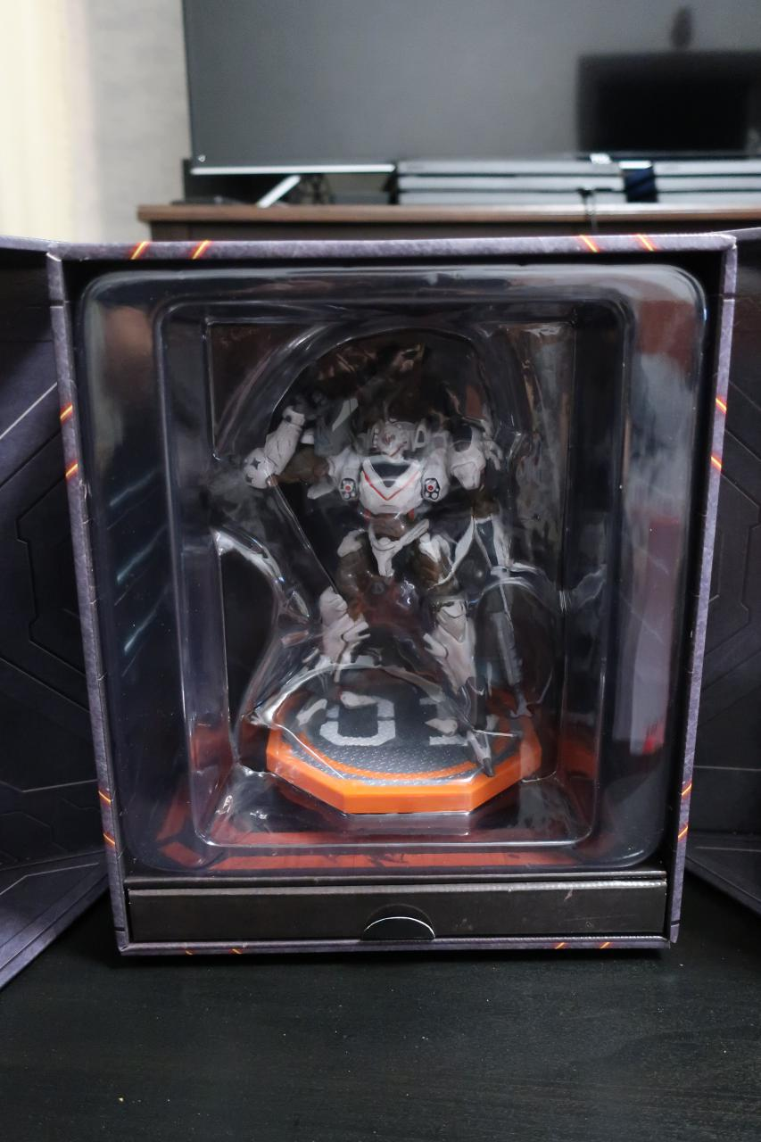 Daemon x Machina. Orbital Limited Edition. [Unboxing]. - Изображение 5