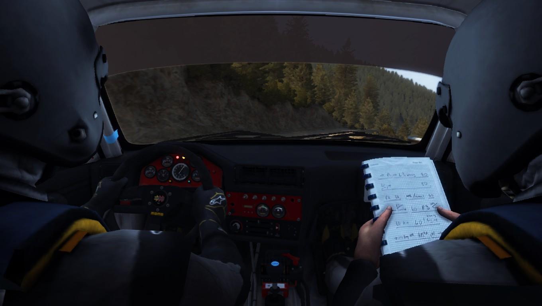 Немного о физике (физической модели управления автомобилем) в симуляторе DiRT Rally. - Изображение 1