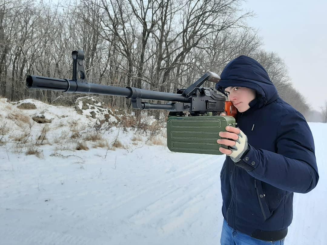 Игрушка-макет Пулемёта Калашникова из дерева. - Изображение 15