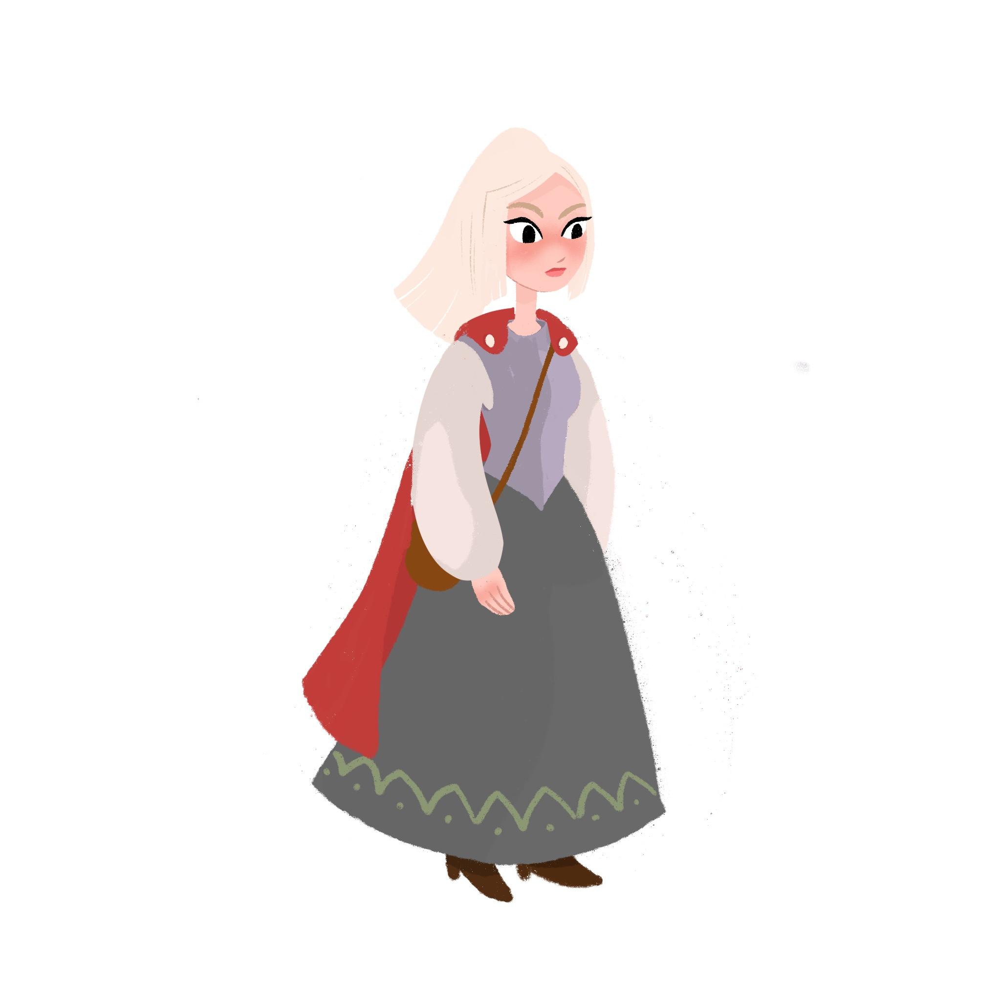 Концепт создания персонажа и начало кампании по сбору средств🔥 . - Изображение 5