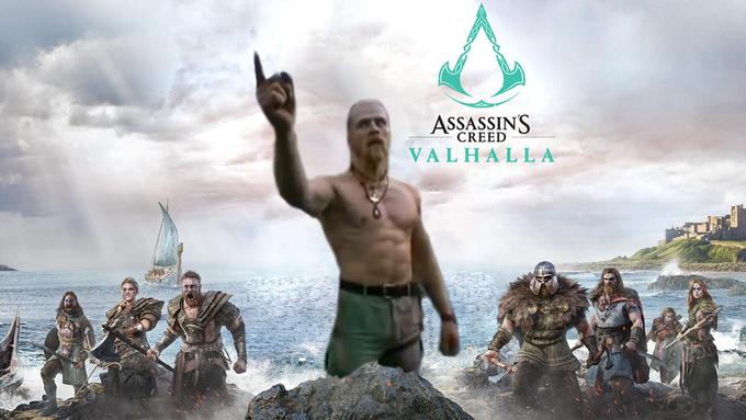 Викинговый стрим-марафон по AC: Valhalla! . - Изображение 1