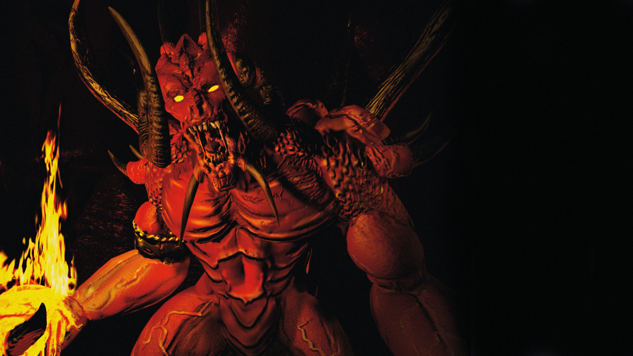 ДЬЯВОЛЬСКАЯ НОСТАЛЬГИЯ | Обзор игры Diablo. - Изображение 1