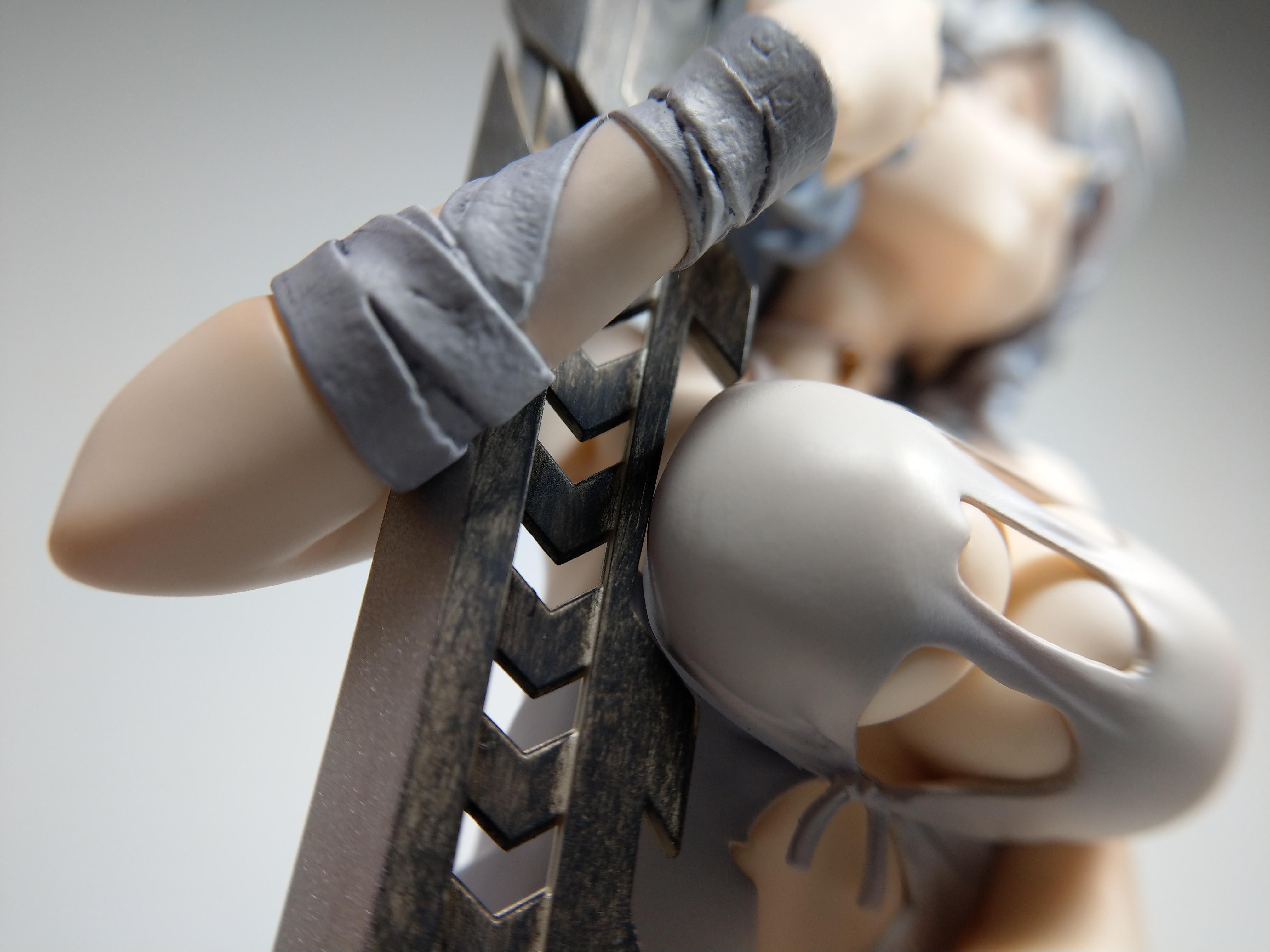 Ио обнимающая меч. - Изображение 43
