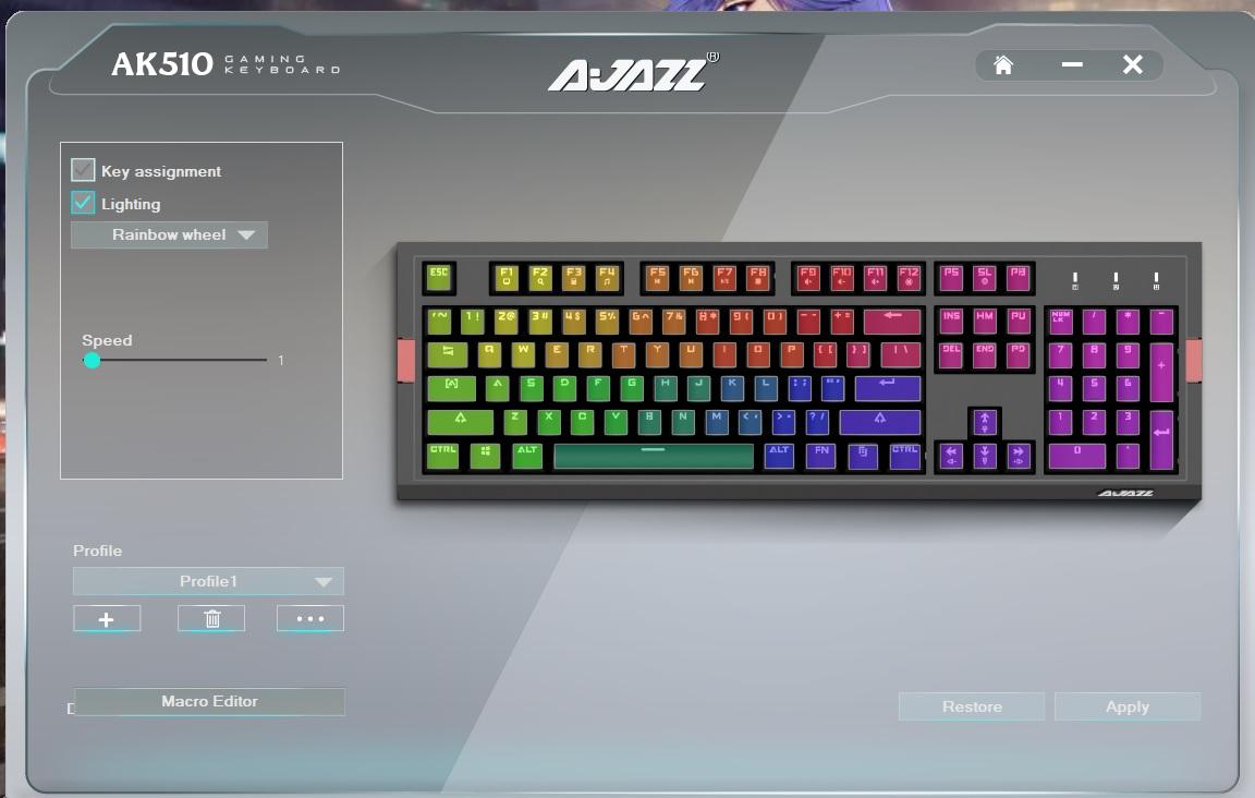 Обзор клавиатуры  Ajazz AK510. - Изображение 3