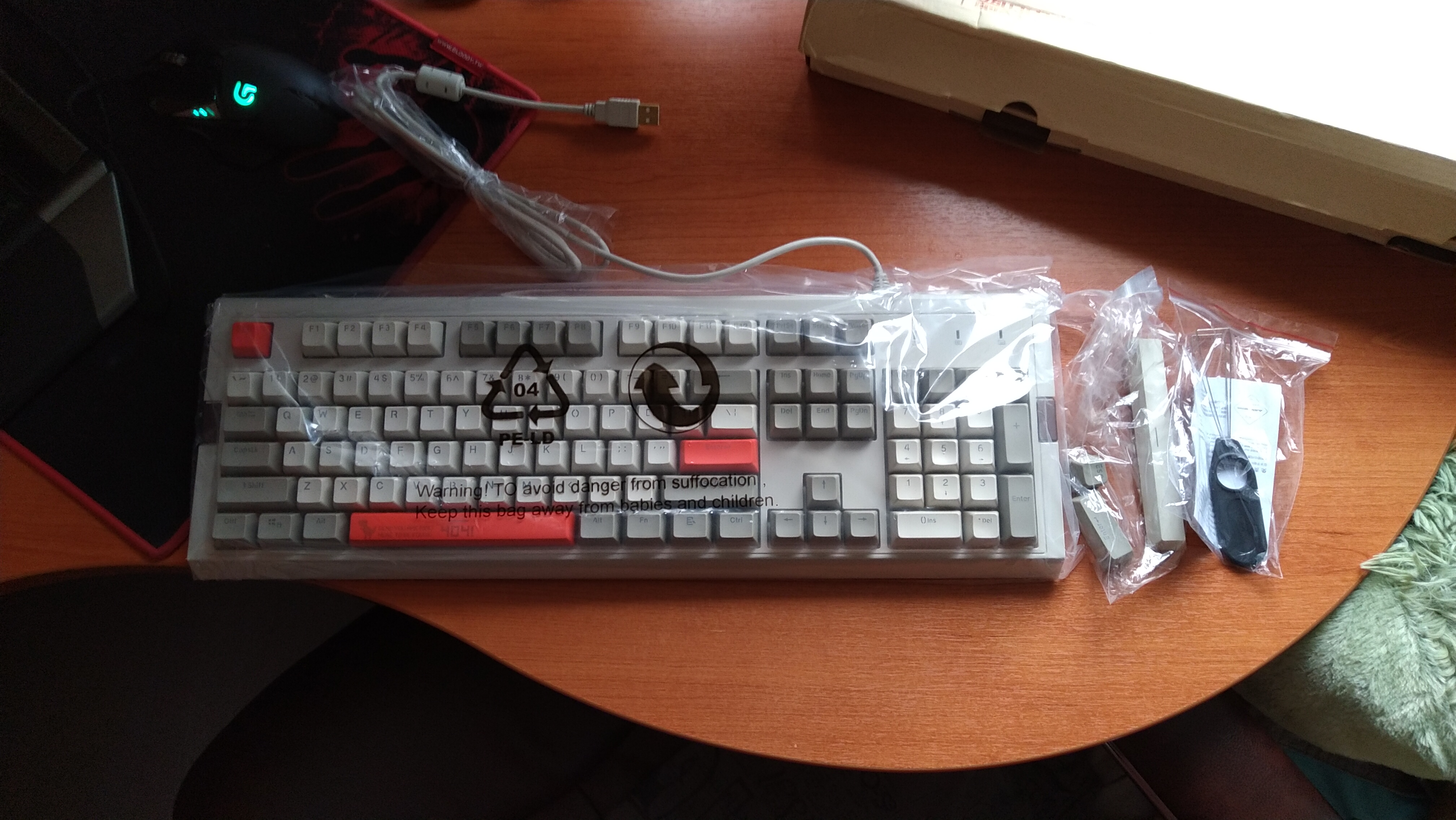 Обзор клавиатуры  Ajazz AK510. - Изображение 1