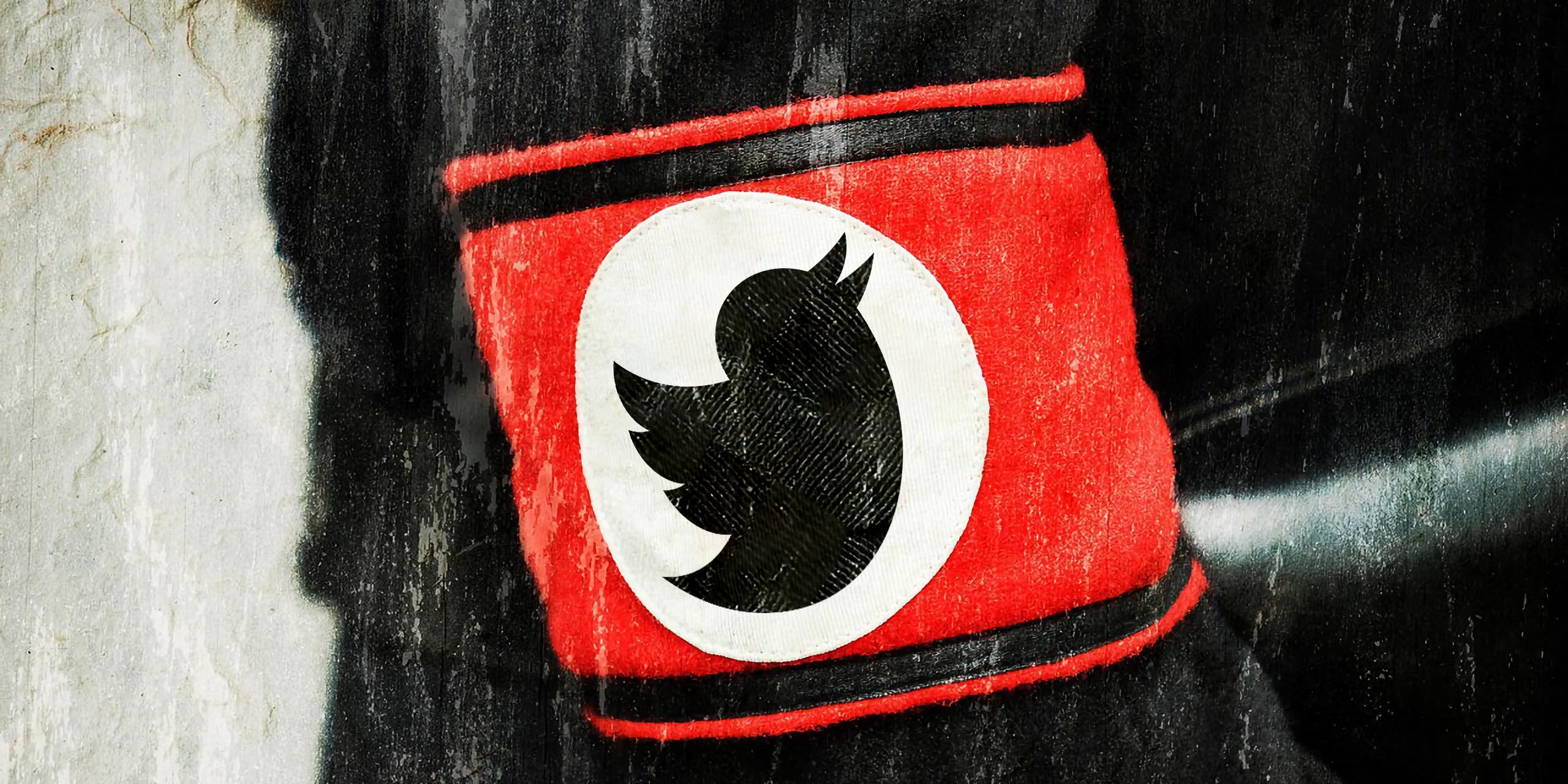 Птичий фашизм (Tweet fascism). - Изображение 1