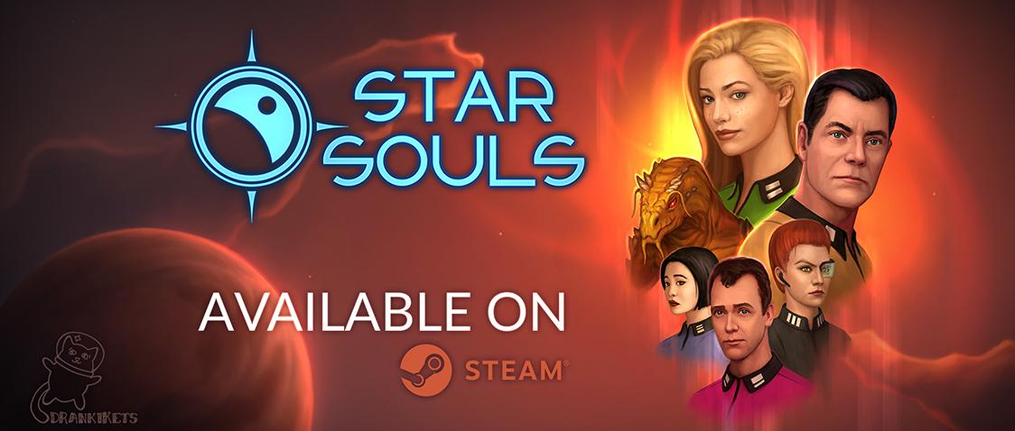 Долгий тернистый путь. Разработка Star Souls.. - Изображение 1