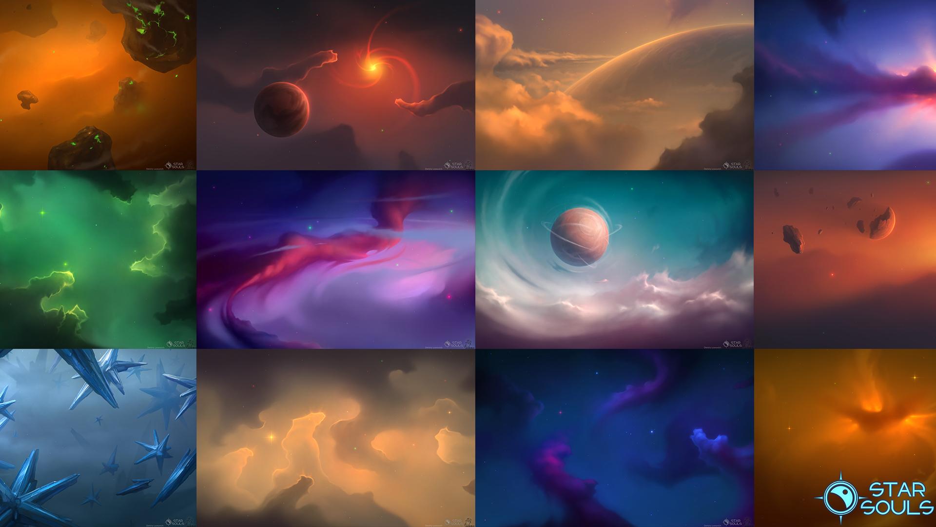 Долгий тернистый путь. Разработка Star Souls. Ч. 2. - Изображение 1