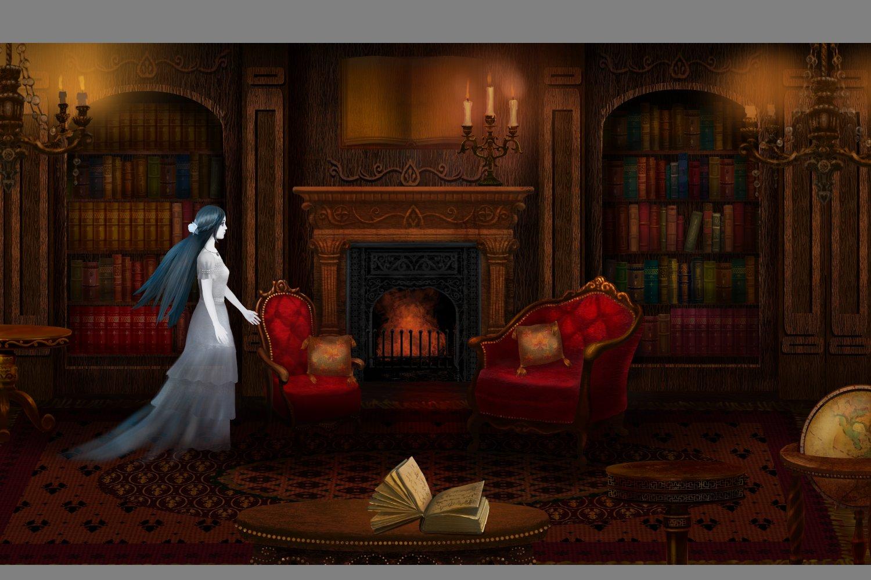 Detective From The Crypt - викторианский мистический детектив с кошкой. - Изображение 3