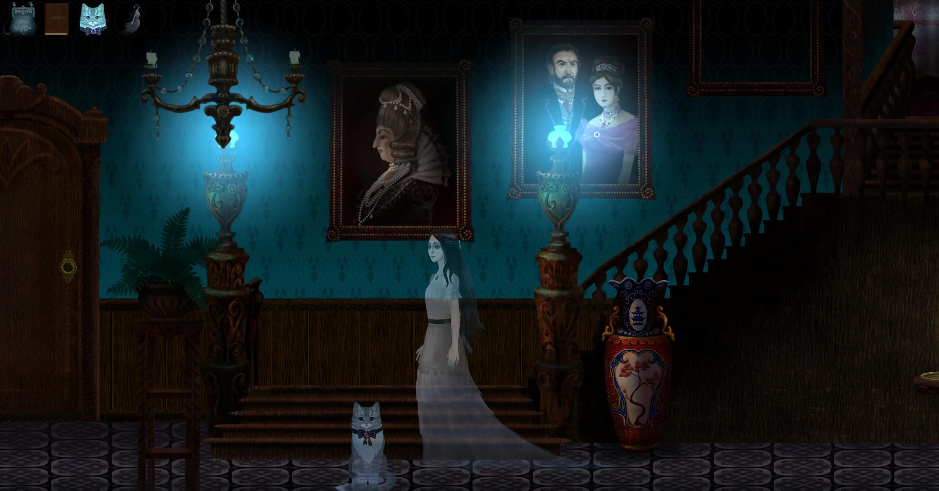 Detective From The Crypt - викторианский мистический детектив с кошкой. - Изображение 6