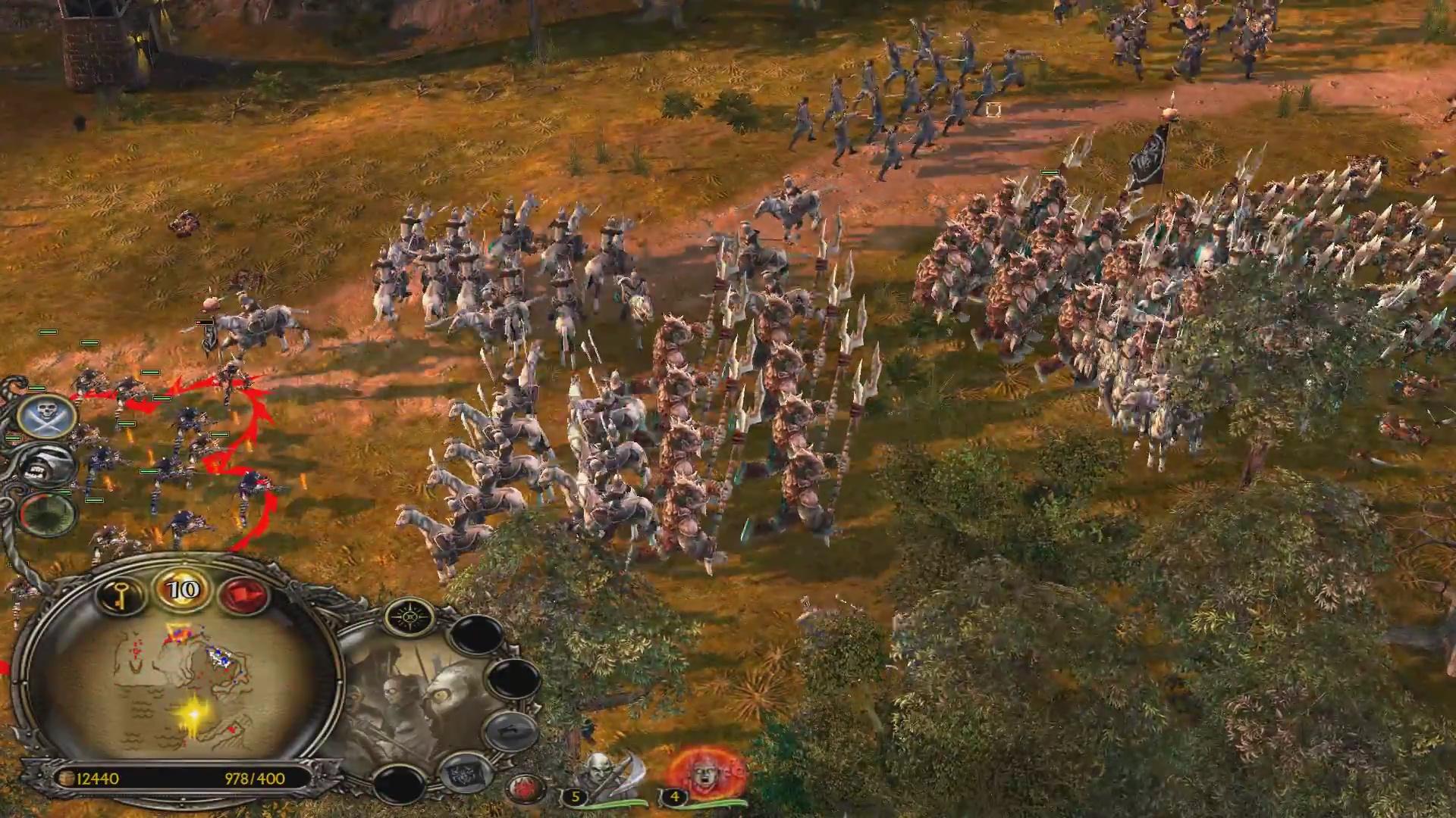 Ретроспективный обзор The Battle for Middle-Earth II | Битва за Средиземье 2. - Изображение 9