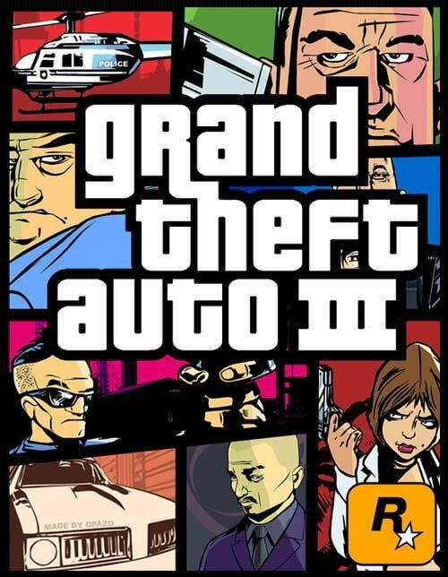 Возвращение в легенду #12 Grand Theft Auto III. - Изображение 1