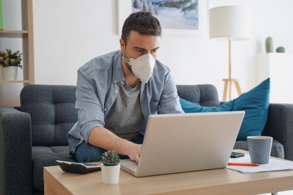 Никаких больше масок: работаем дома в свое удовольствие