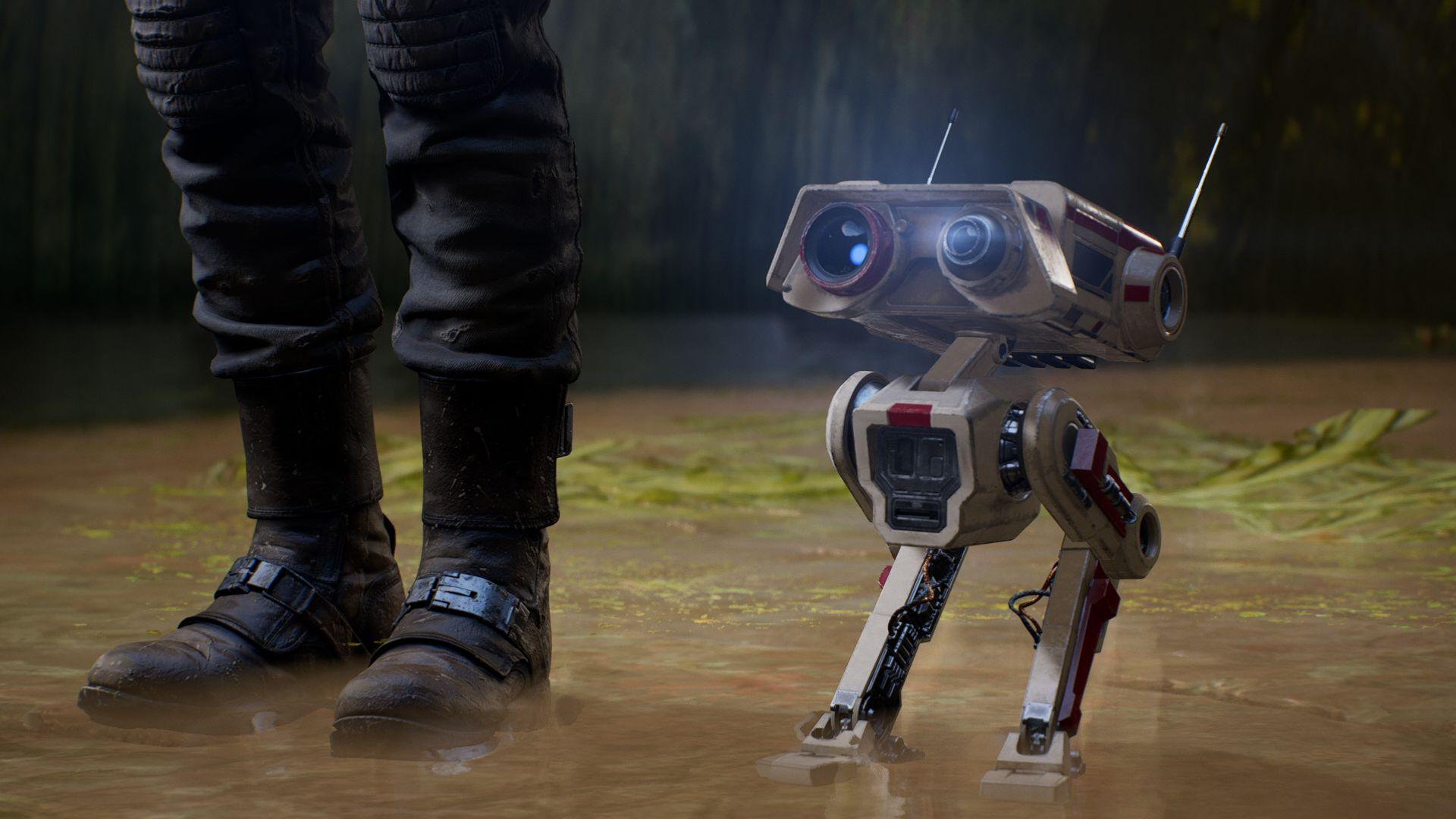 Спецпроект. Как озвучить дроида из Star Wars