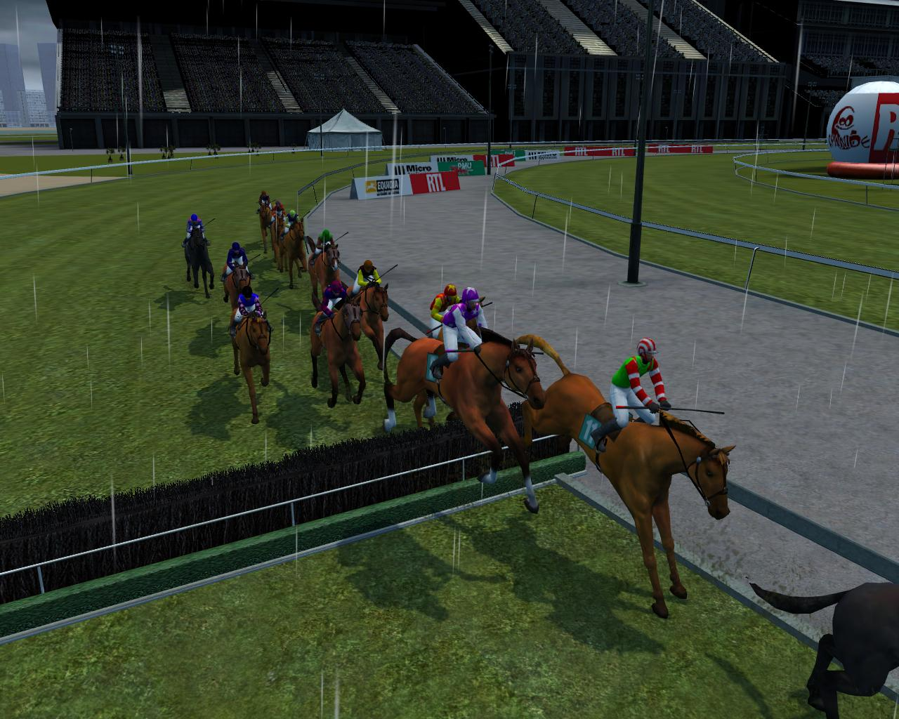 Free online casino horse racing games