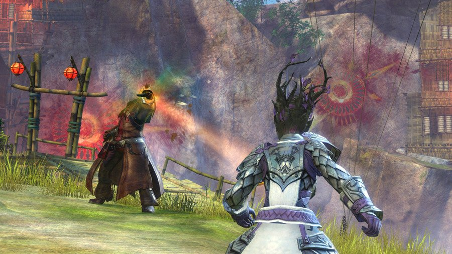 an analysis of the video game for guild wars 2 The popular massive multiplayer online role-playing game (mmorpg) guild wars 2 suffered an a short video from dcd, that their insight and analysis on how.