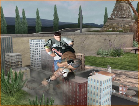 Backyard Wrestling 2: There Goes the Neighborhood - обзоры ...