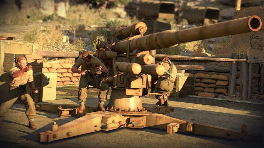 игра снайпер 3 скачать бесплатно - фото 7
