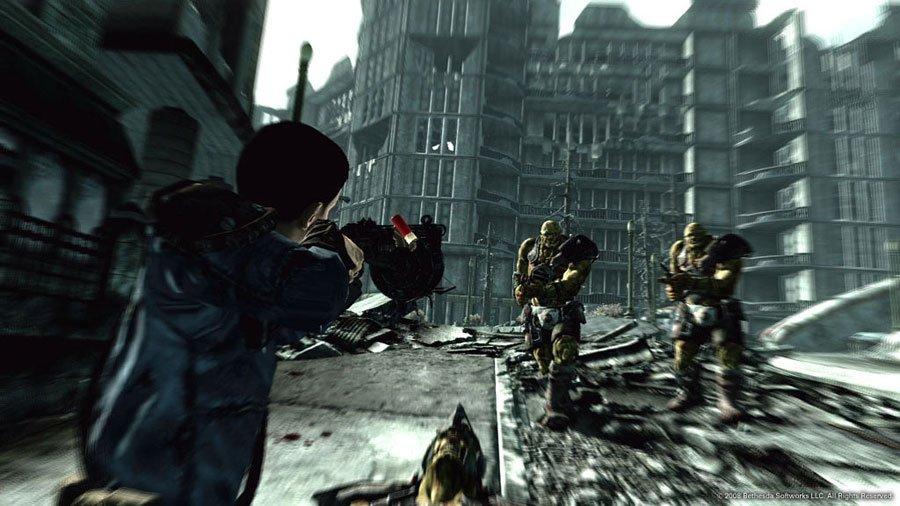 Fallout 3 обычный скачать торрент
