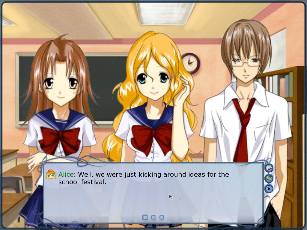 Newgrounds dating simulation games