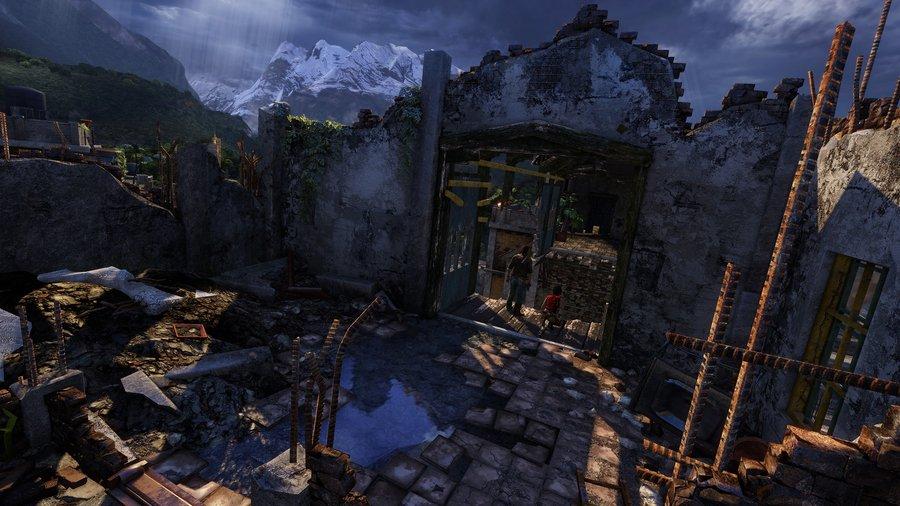 скачать игру Uncharted 2 через торрент на Pc на русском - фото 8
