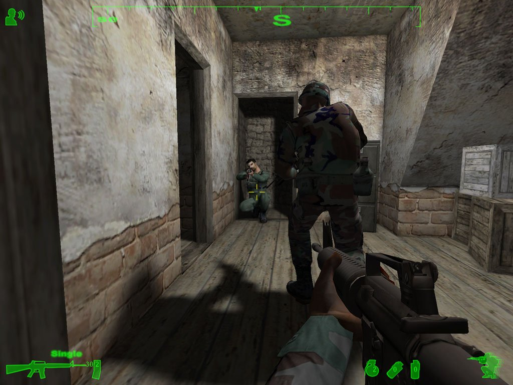 Americas Army 3 - PC - Download Free