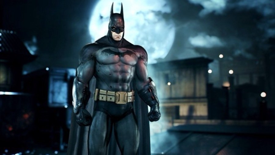 batman arkham knight кряк