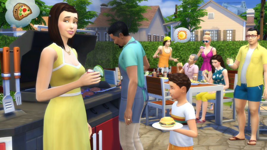 The Sims 4 – обзоры и оценки, описание, даты выхода DLC ...