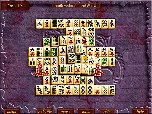 Mahjong At
