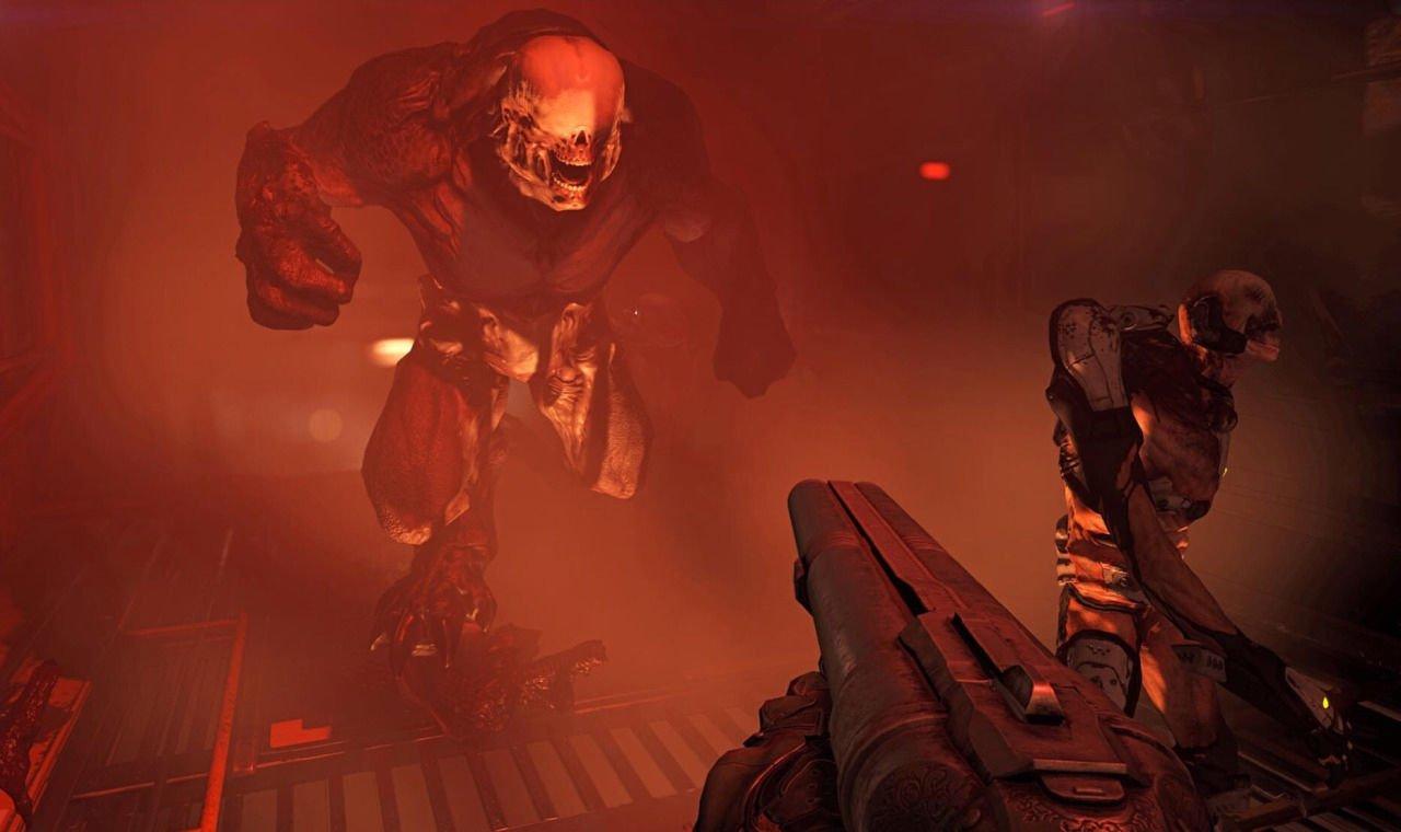 Скриншот Doom (2016) REPACK ОТ R.G. МЕХАНИКИ скачать торрент бесплатно