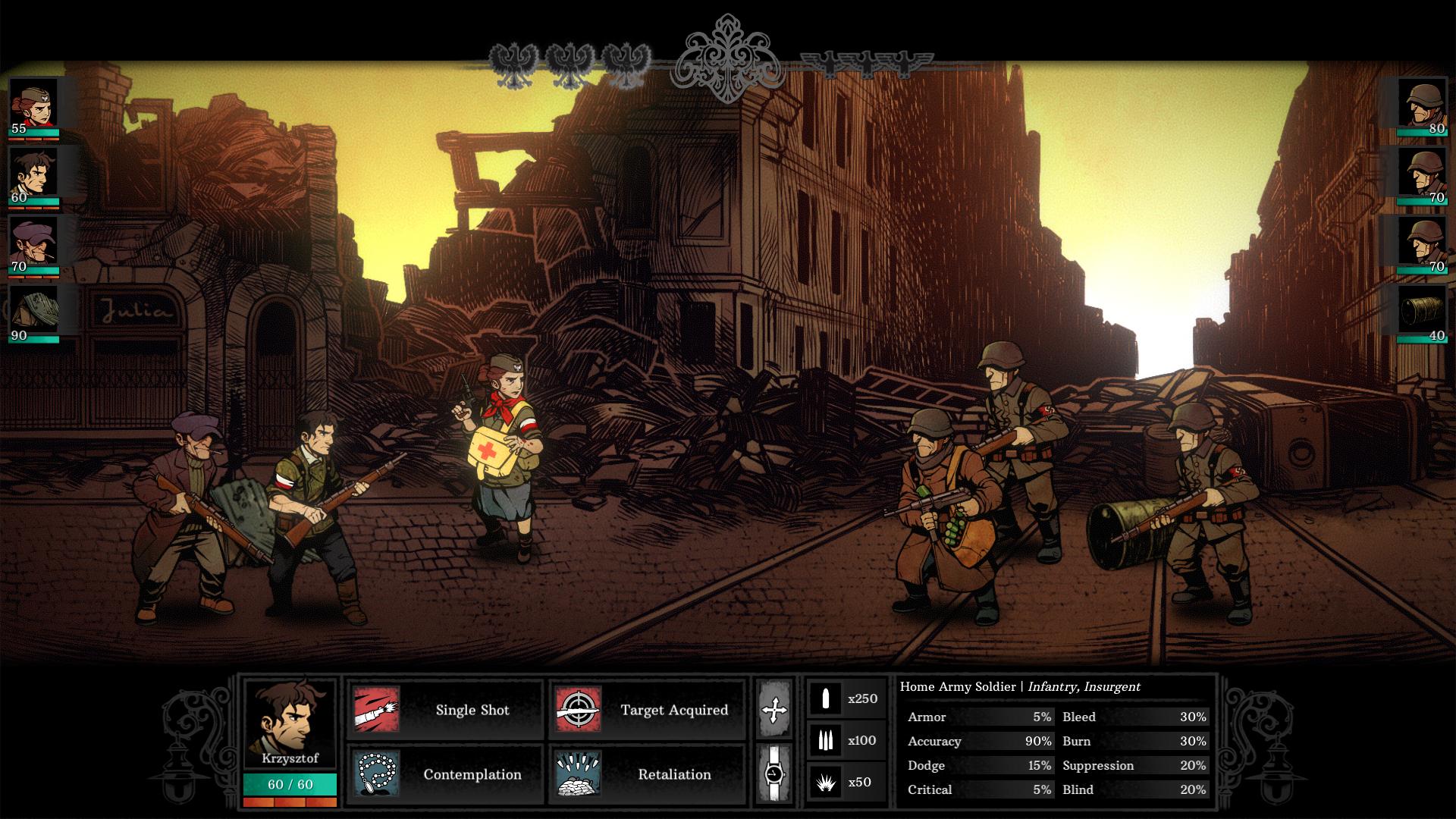 Скриншот к игре WARSAW build76 [HOODLUM] (2019) скачать торрент Лицензия
