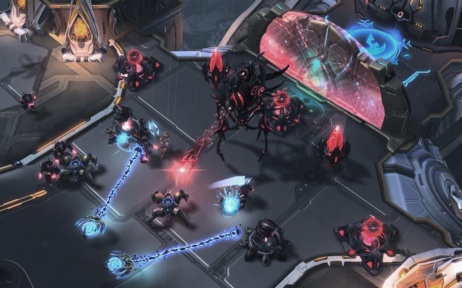 Скачать игру starcraft 2: legacy of the void (2015) на пк через.