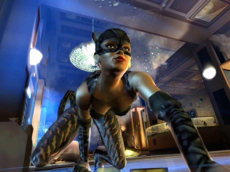 Картинки женщины кошки из игры