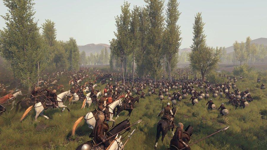 скачать игру Mount And Blade 2 через торрент на русском языке - фото 3