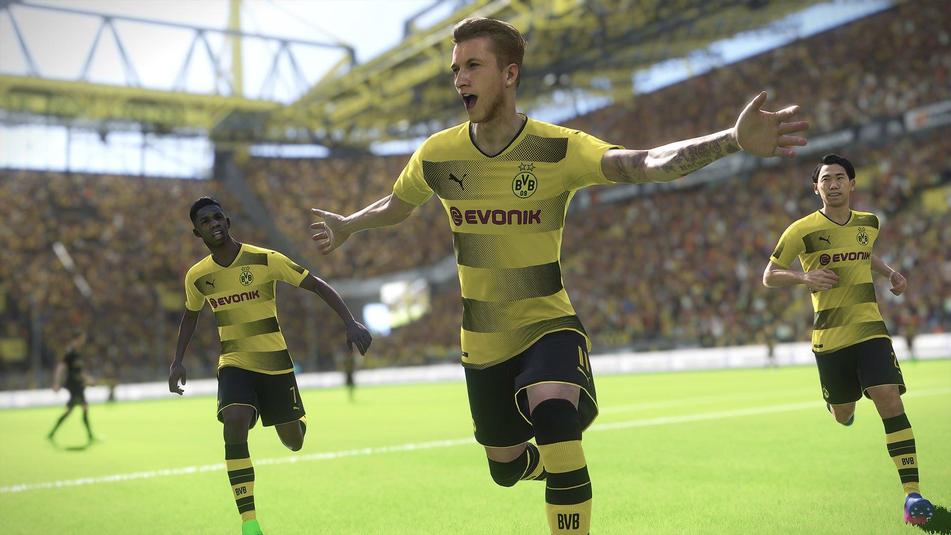 Pro evolution soccer 2018: дата выхода, скриншоты, обзор