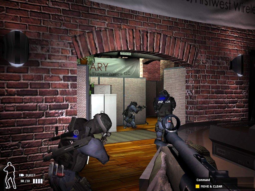 Swat 4 скачать через торрент бесплатно.