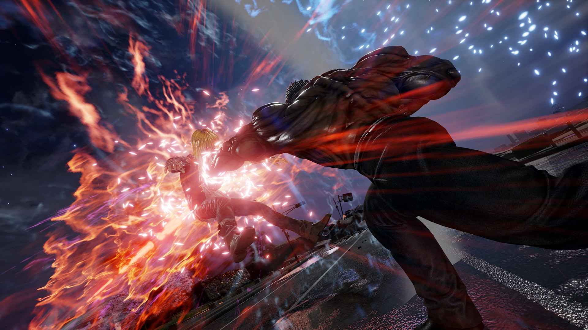 Скриншот Jump Force - Ultimate Edition (2019) PC   RePack от xatab скачать торрент бесплатно