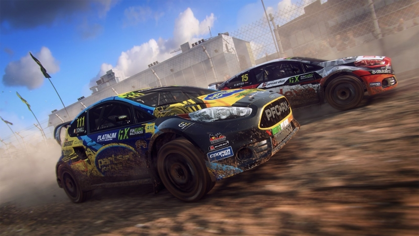 Скриншот DiRT Rally 2.0 - Deluxe Edition (2019) PC | RePack от xatab скачать торрент бесплатно