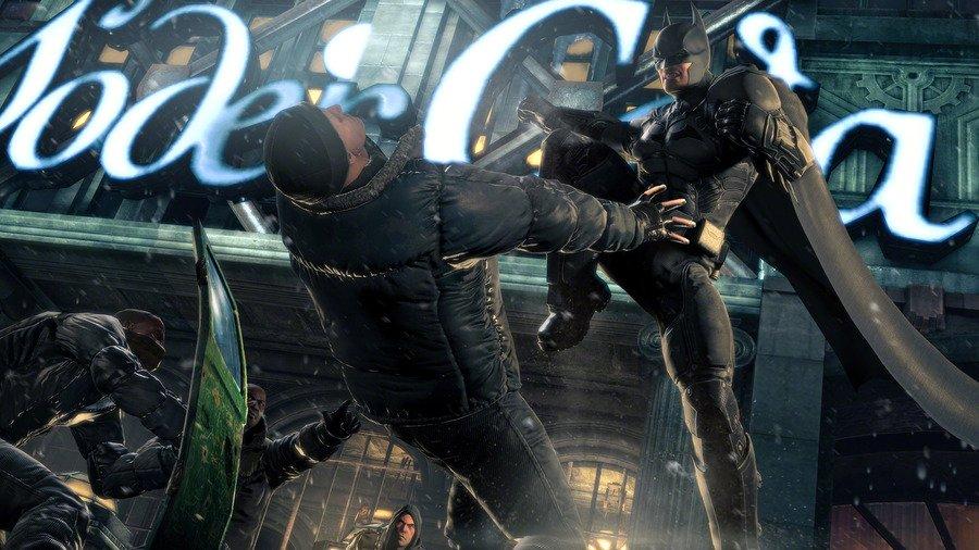 скачать игру бэтмен драки - фото 6